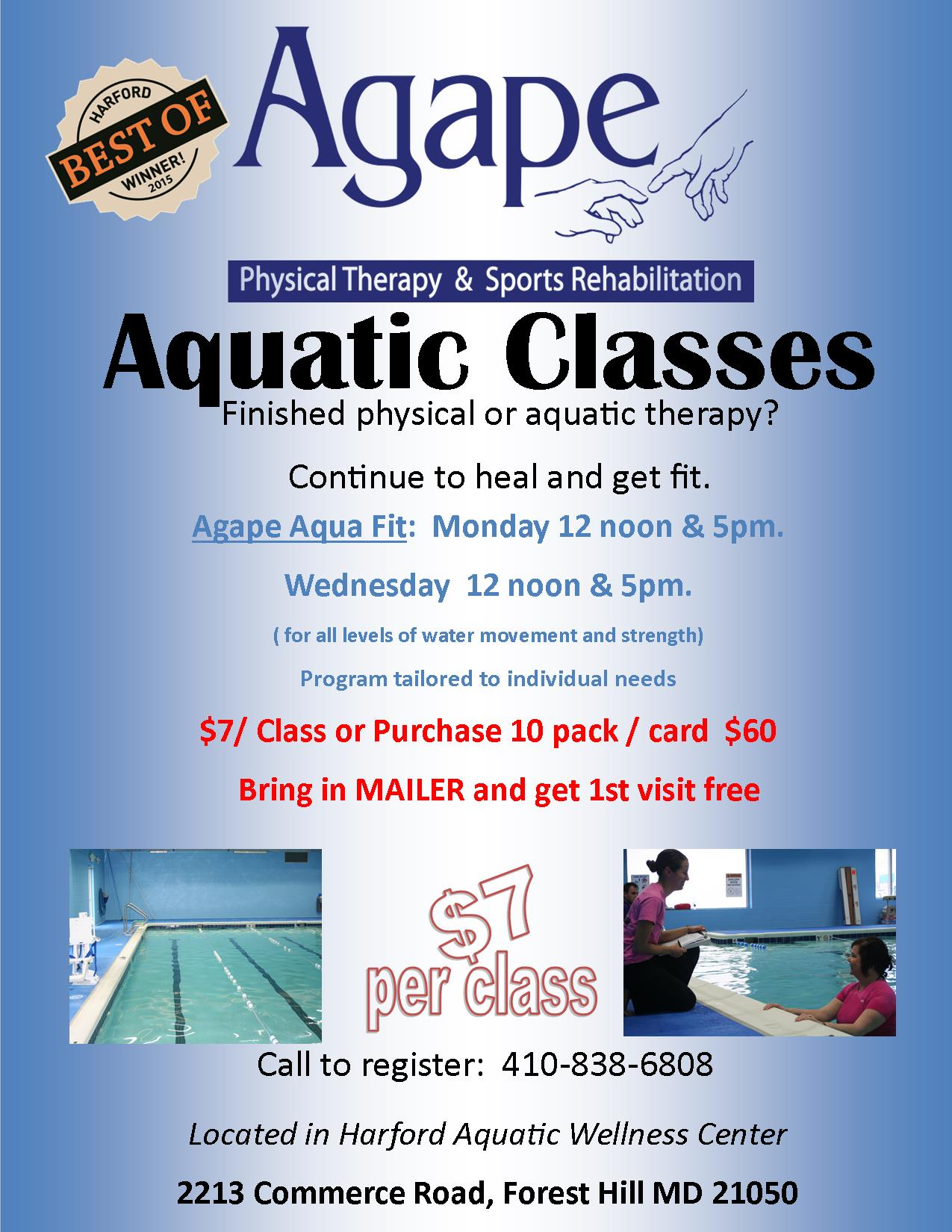 aquatic classes 2nd edition